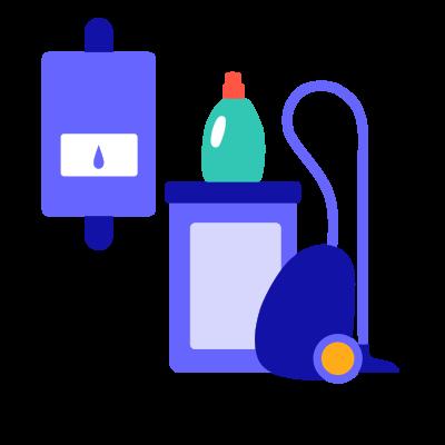 Espace ménage